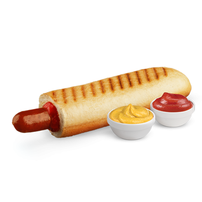 Fresh Corner hot-dog